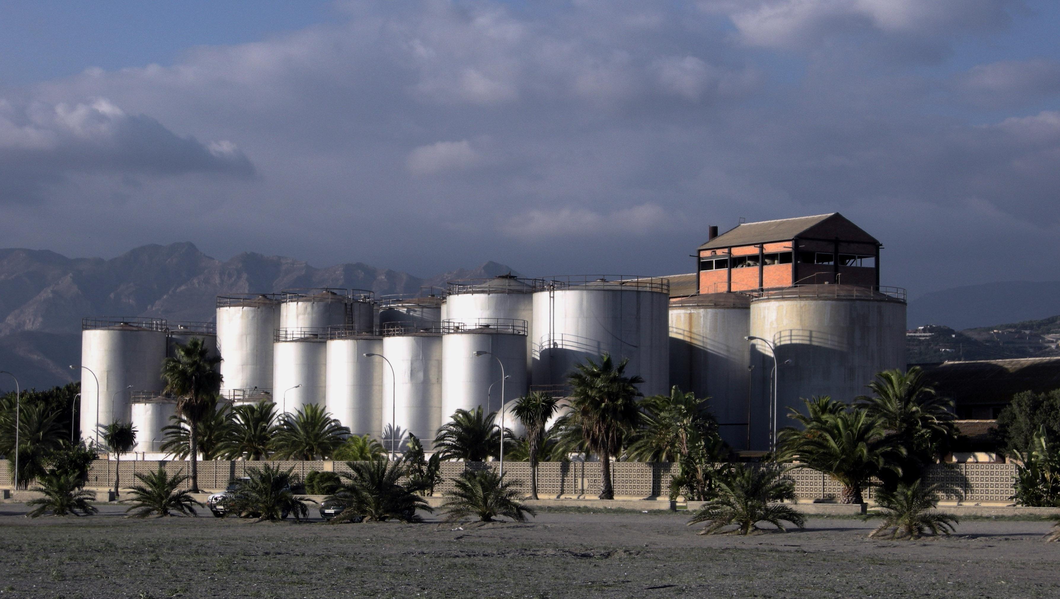 Foto playa Poniente / Pelaillo. Puerto de Motril