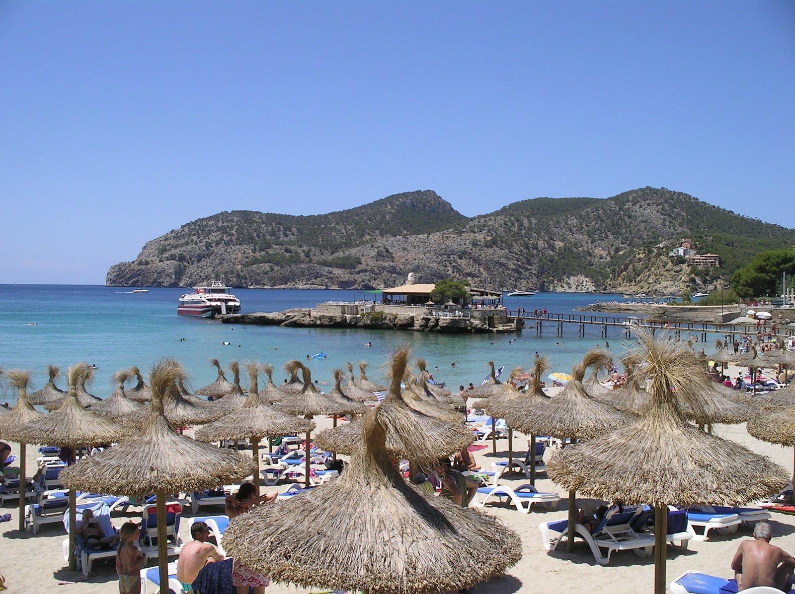Foto playa Camp de Mar. Mallorca, Camp de Mar
