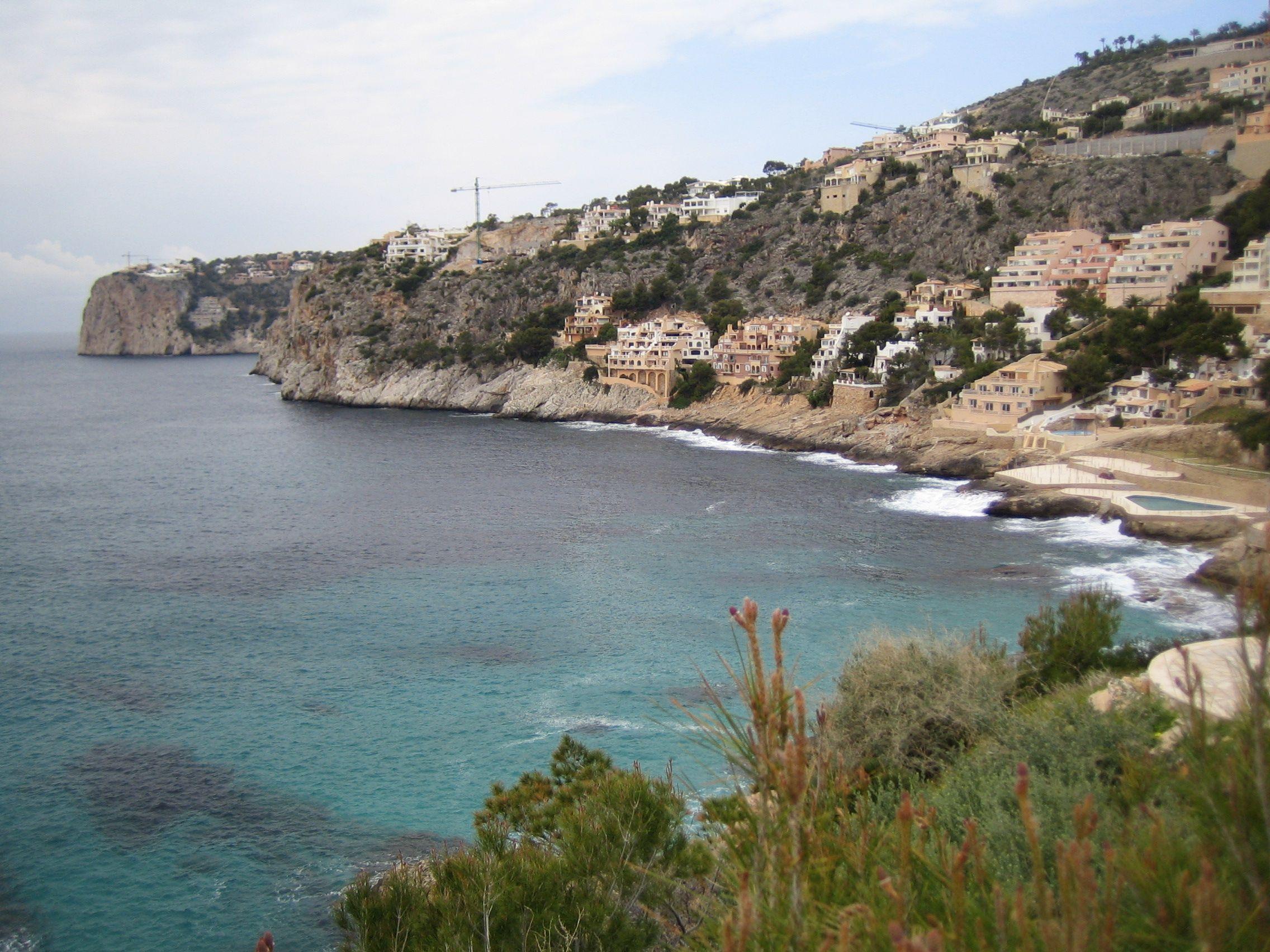 Playa Cala Llamp