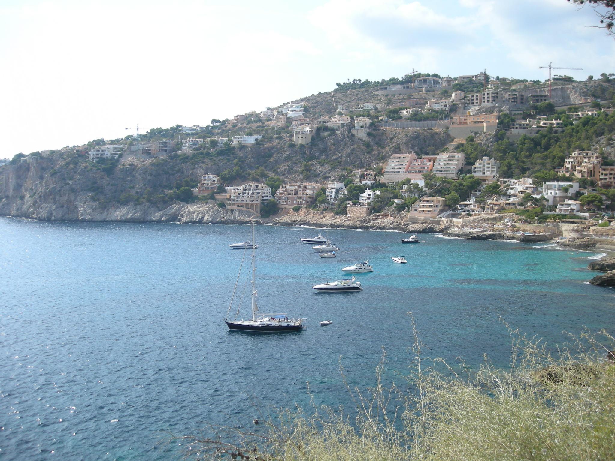 Foto playa Cala Llamp. Cala Llamp