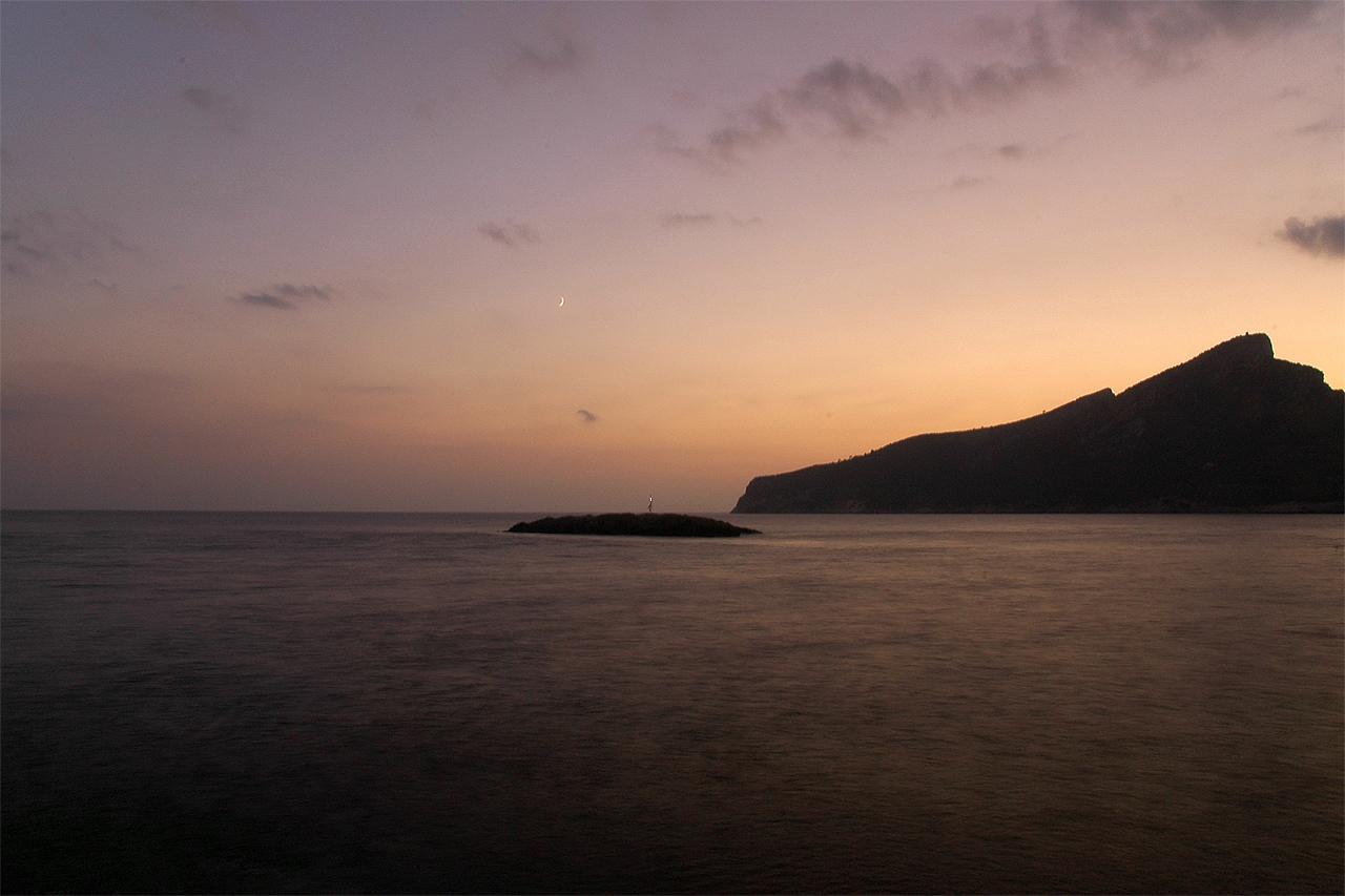 Foto playa Cala En Cucó. Dragonera island