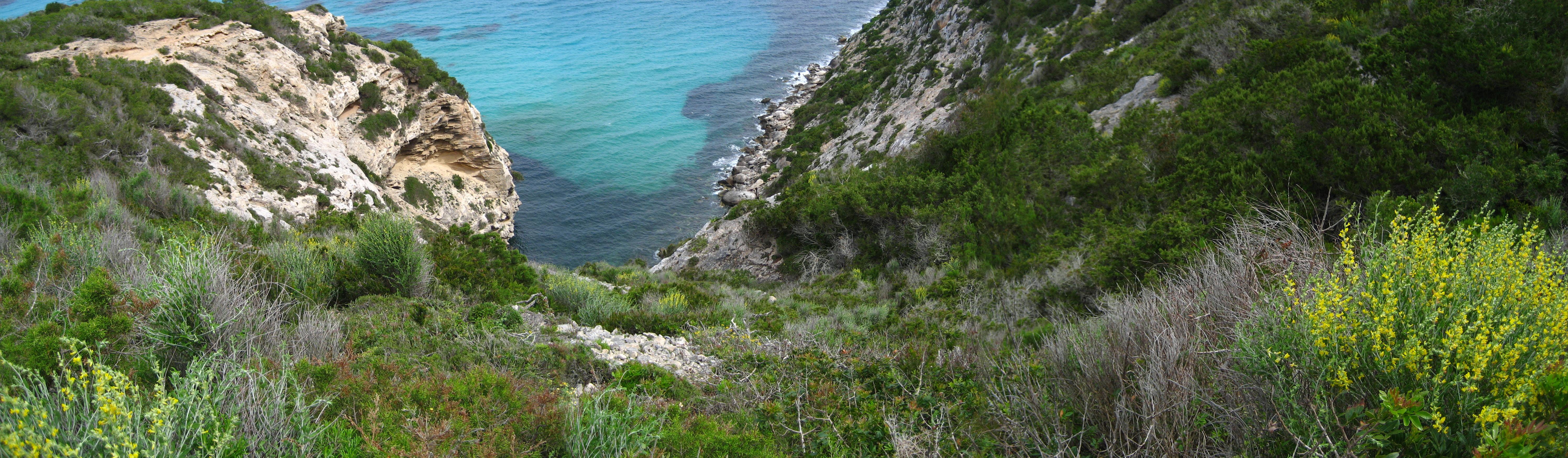 Playa Es Caló
