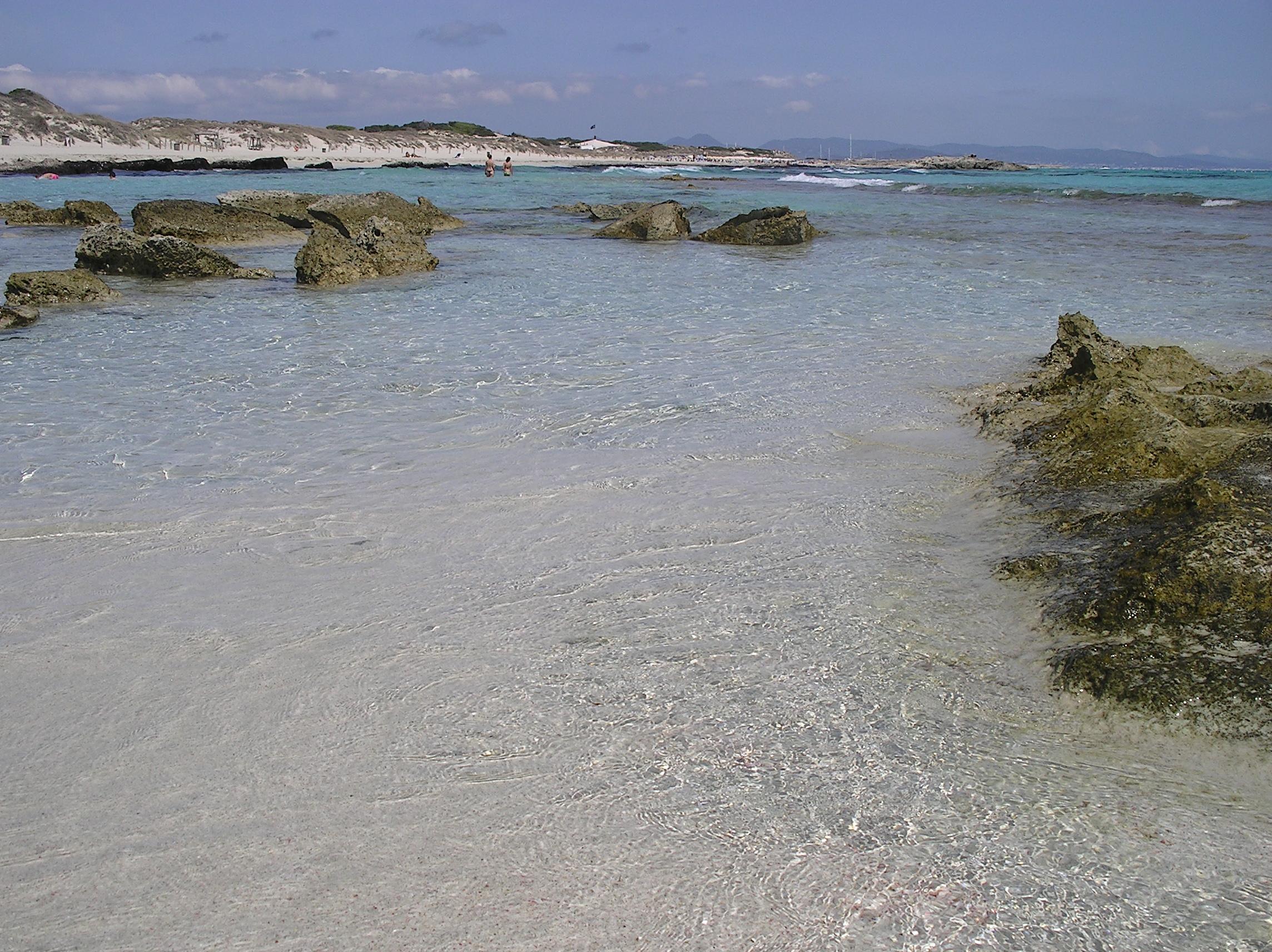 Foto playa Platja de Llevant.