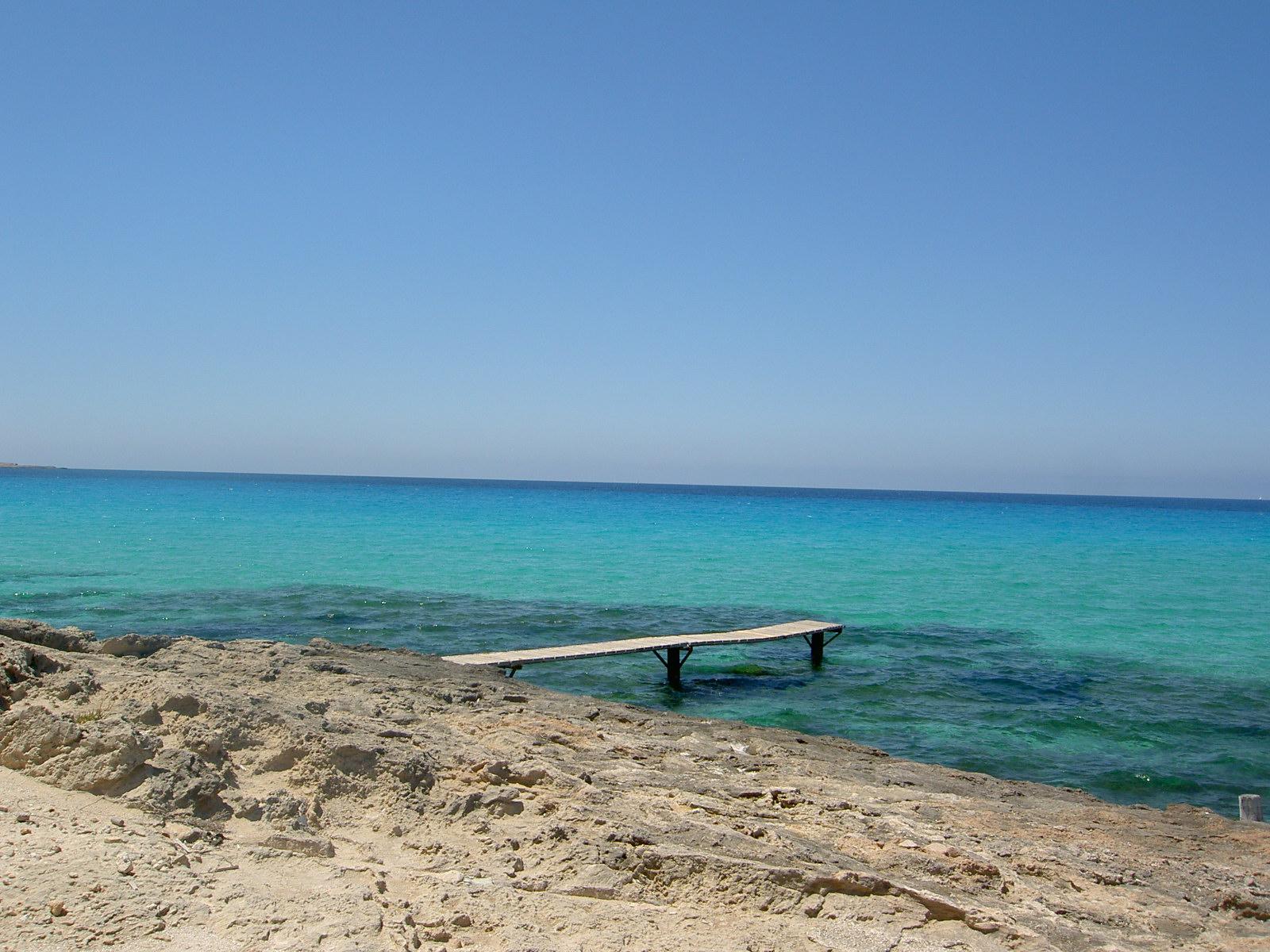 Foto playa Platja de Llevant. Formentera - Es moli de sal
