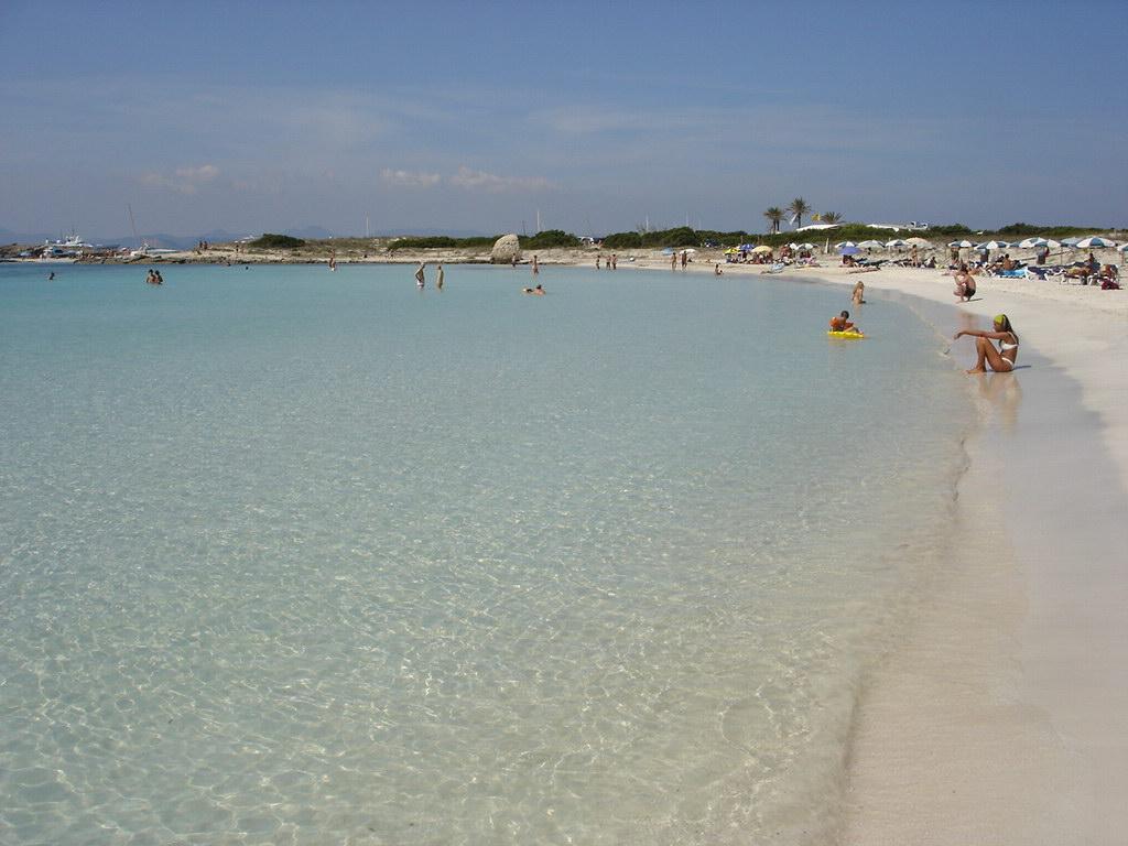 Foto playa Platja de Llevant. Formentera - El Pirata, Ses Illetes
