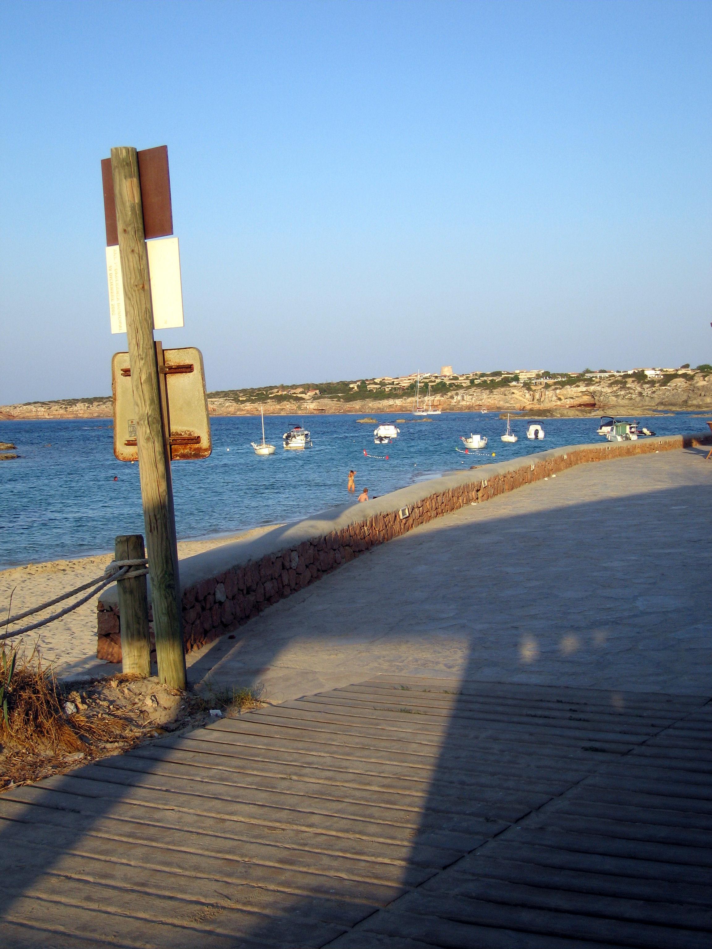 Foto playa Es Pujols. Es Pujols