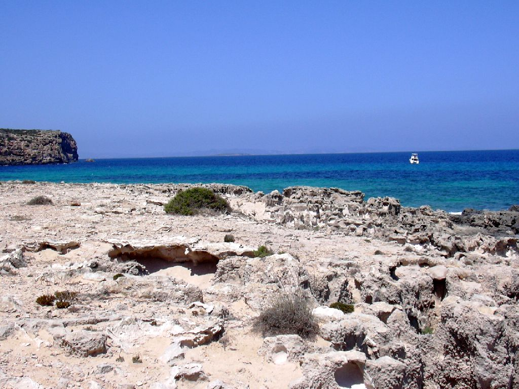 Playa Cala en Baster