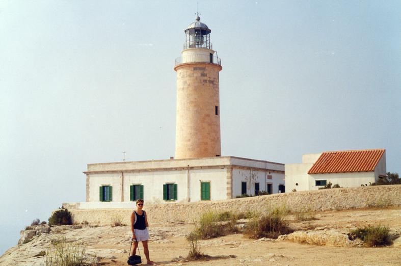 Foto playa Cala Codolá. Formentera