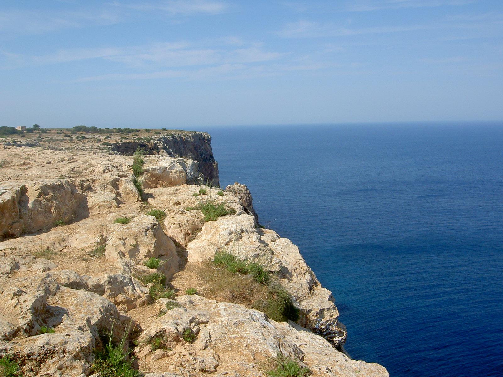 Foto playa Cala Codolá. Formentera - La mola