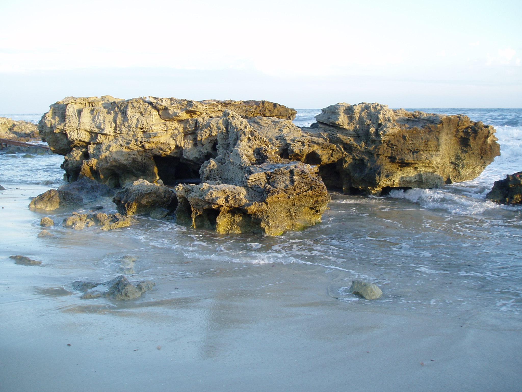 Foto playa Els Arenals. Formentera