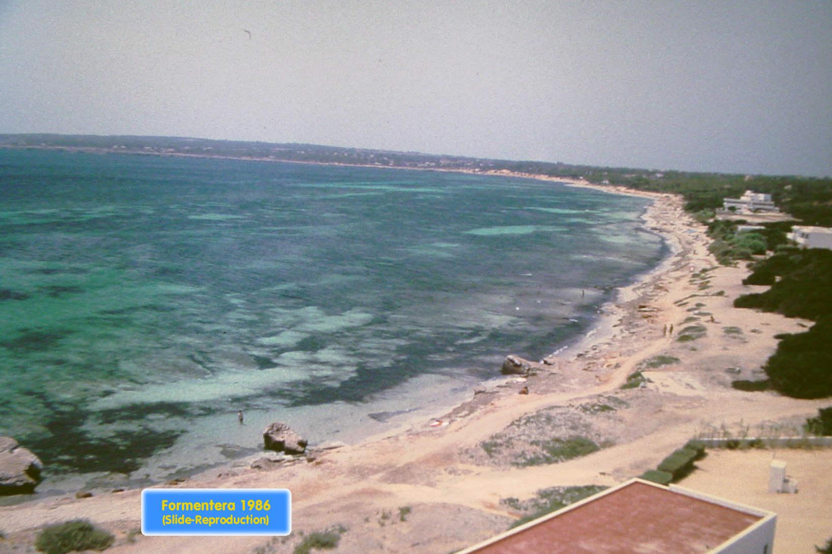 Playa Es Migjorn