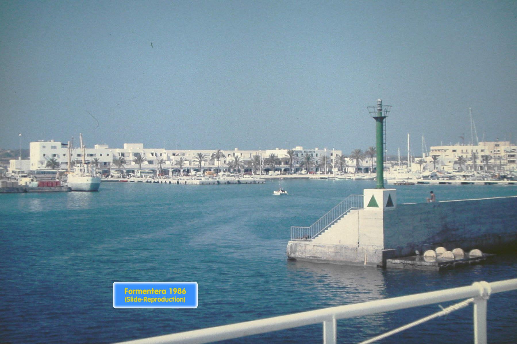 Foto playa Cala Savina. Formentera01