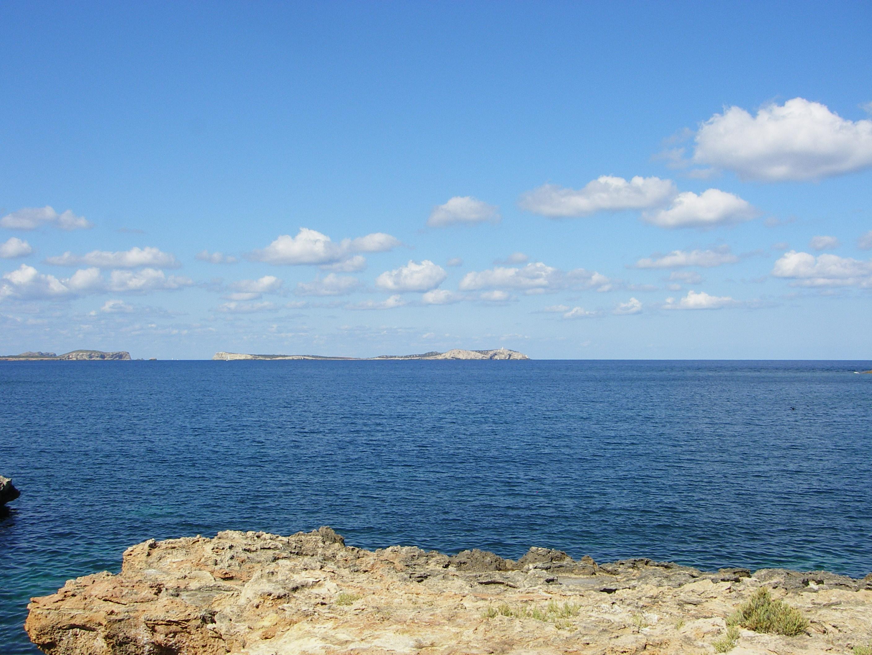 Foto playa Cala Gració. SA CONILLERA