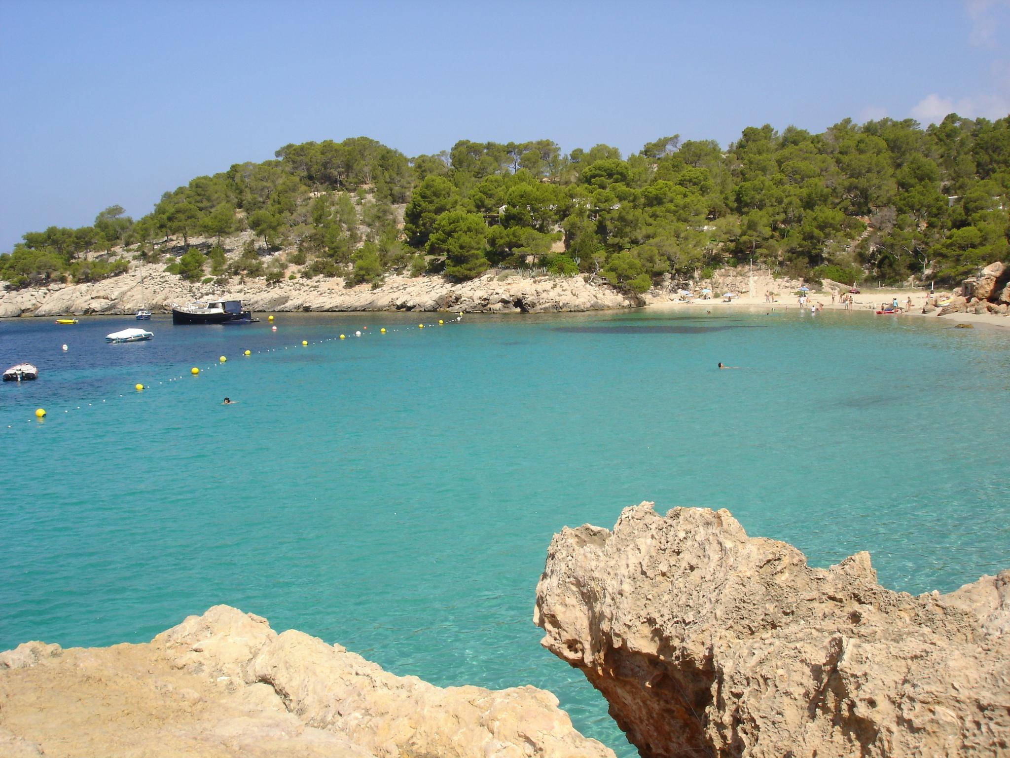 Foto playa Cala Salada. Cala Salada