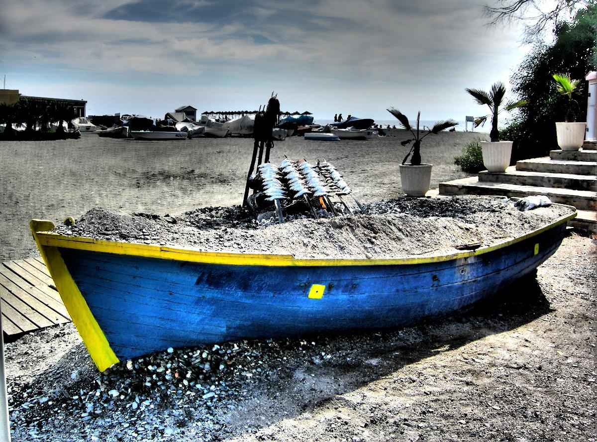 Playa La Charca / Salomar