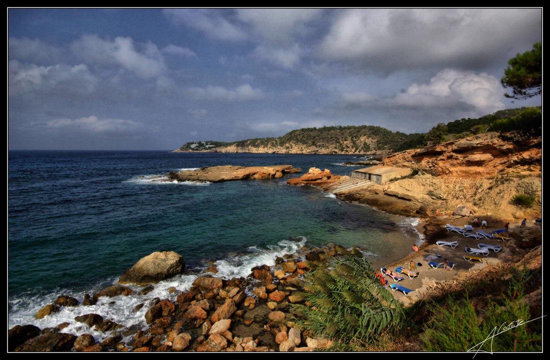 Playa Cala Xuclá