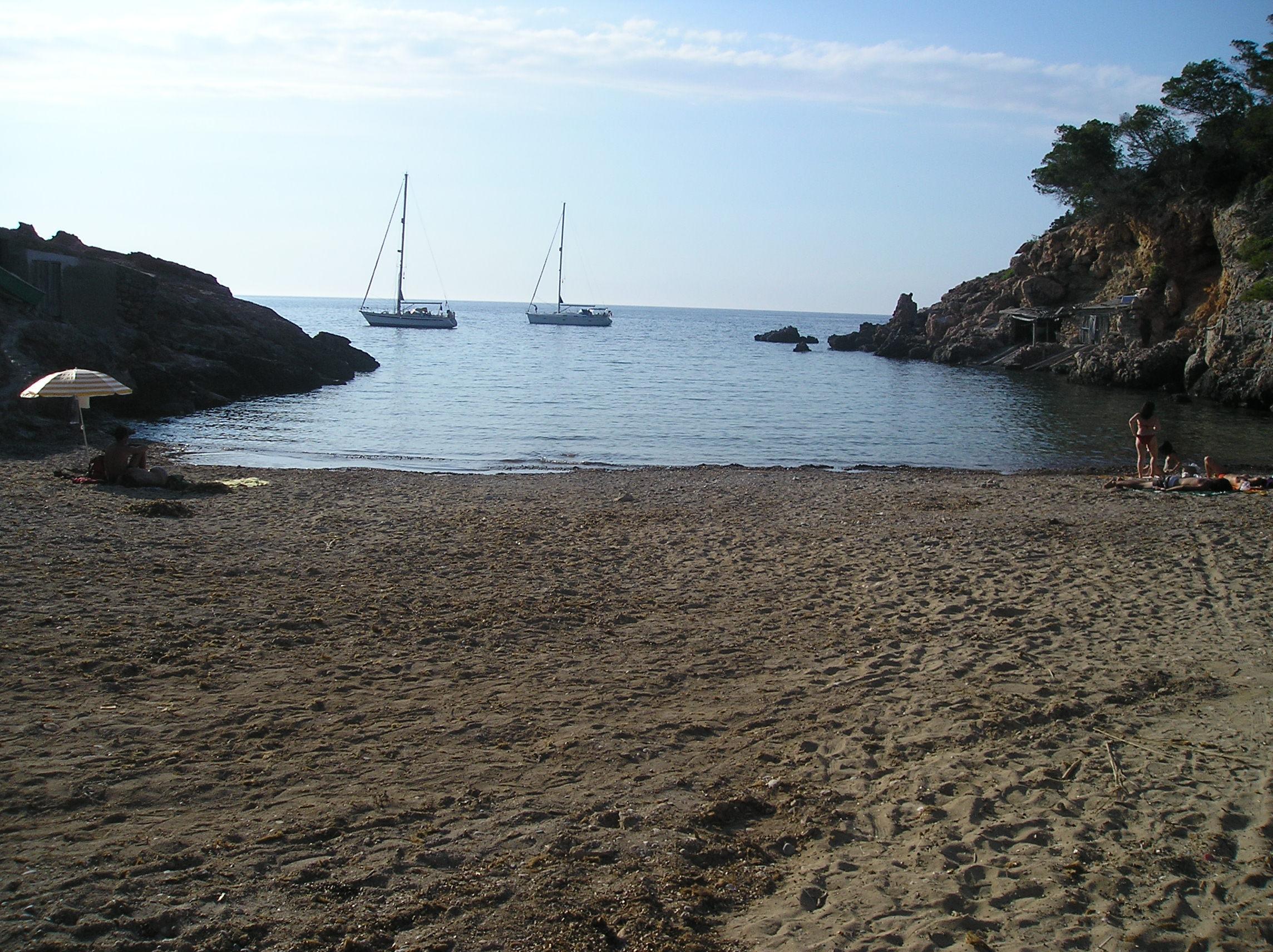 Foto playa Cala Xuclá. Cala des Xuclar 2