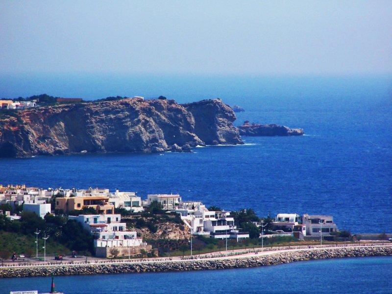 Foto playa Punta de Baix. [Sin título]