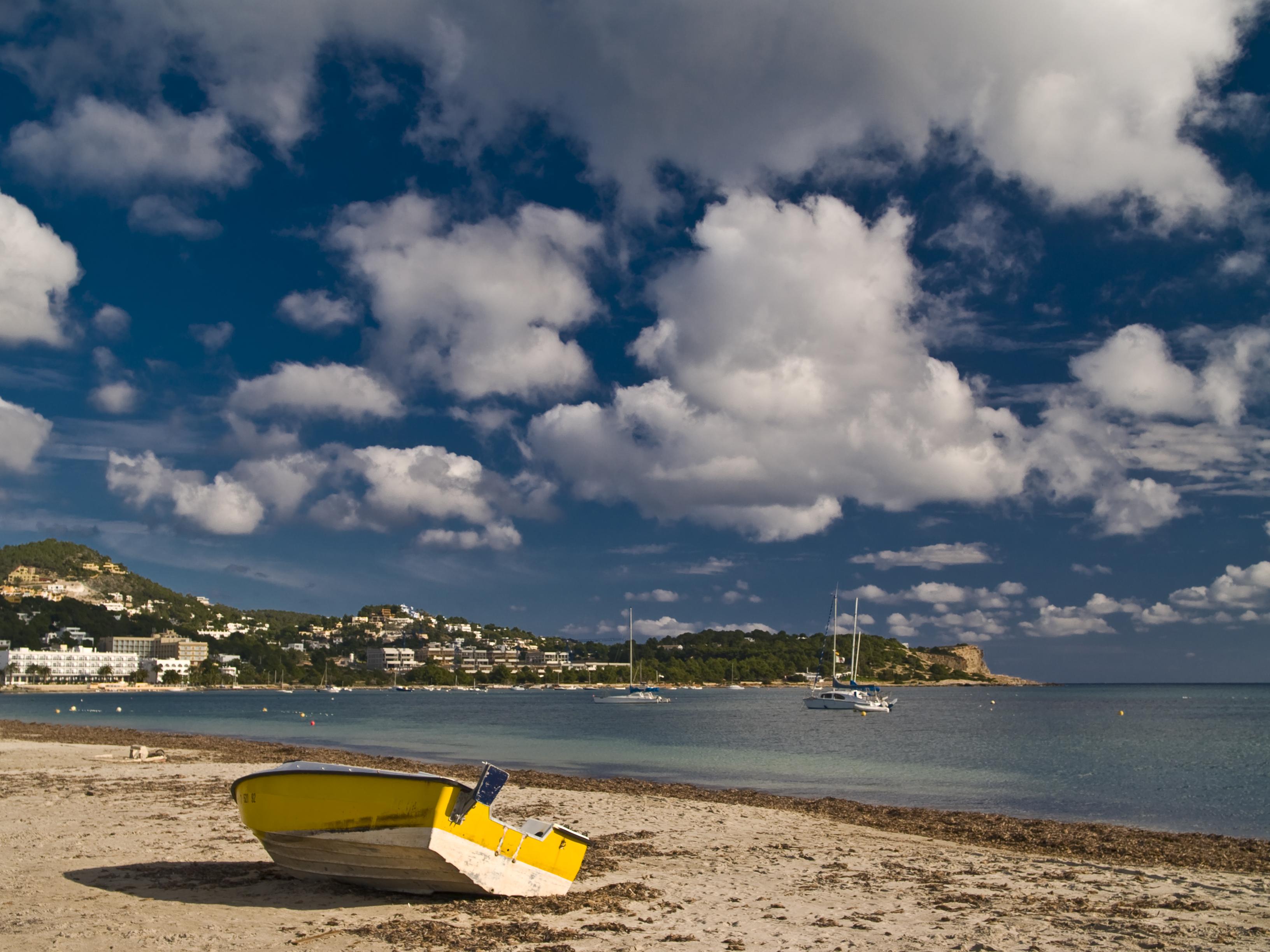 Foto playa Punta de Baix. Descans a Talamanca