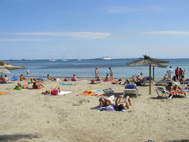 Playa Ses Figueretes