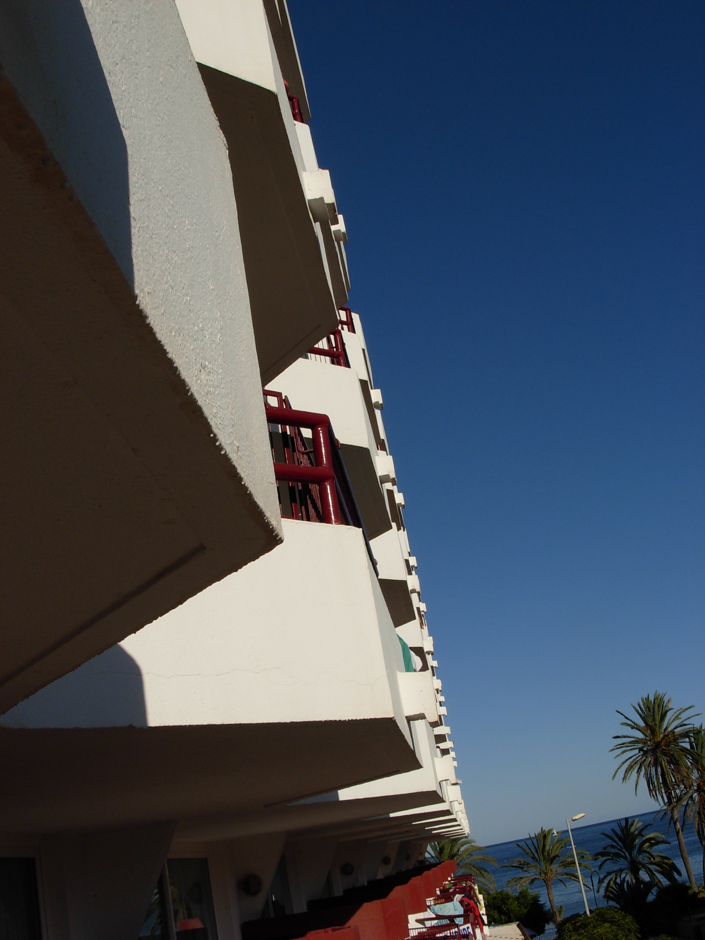 Foto playa Es Vivé. Eivissa, building