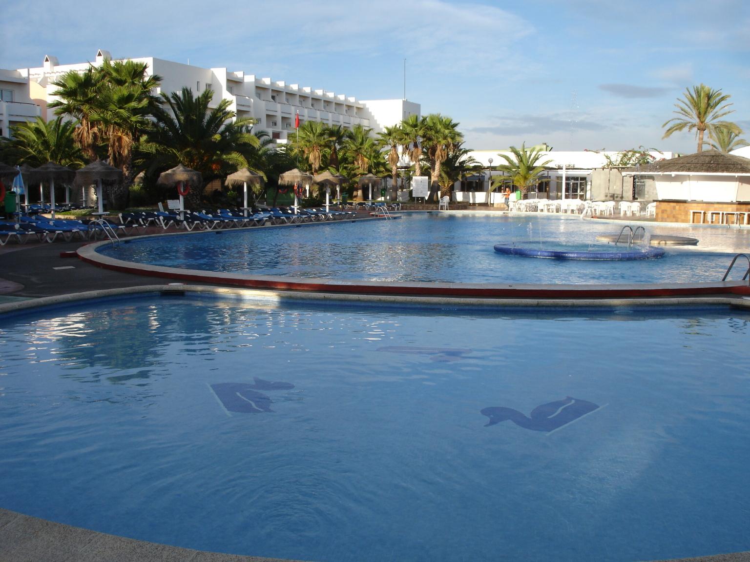 Foto playa En Bossa. Ibiza-Platja d´en Bossa-HOTEL-FIESTA CLUB PALM BEACH