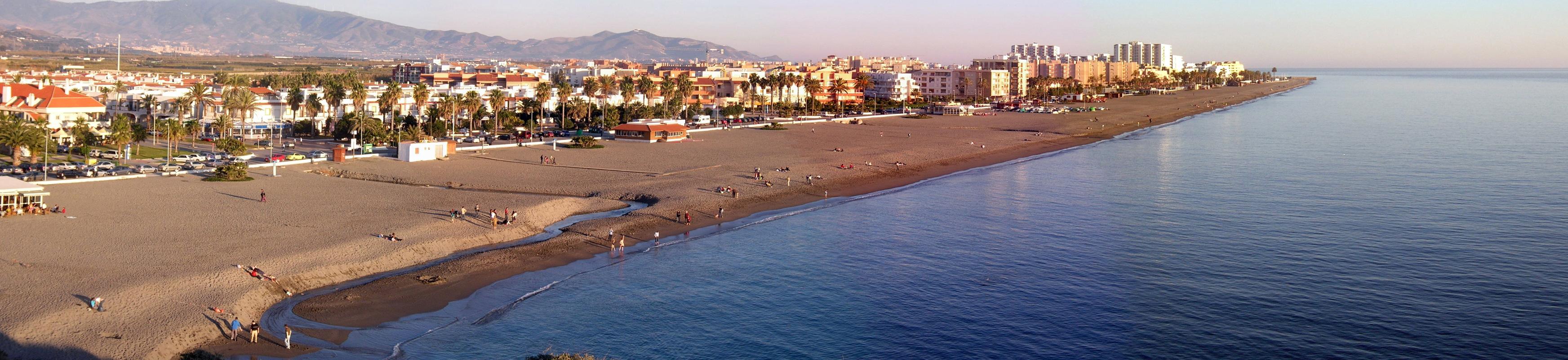 Foto playa La Charca / Salomar. Playa de la Charca