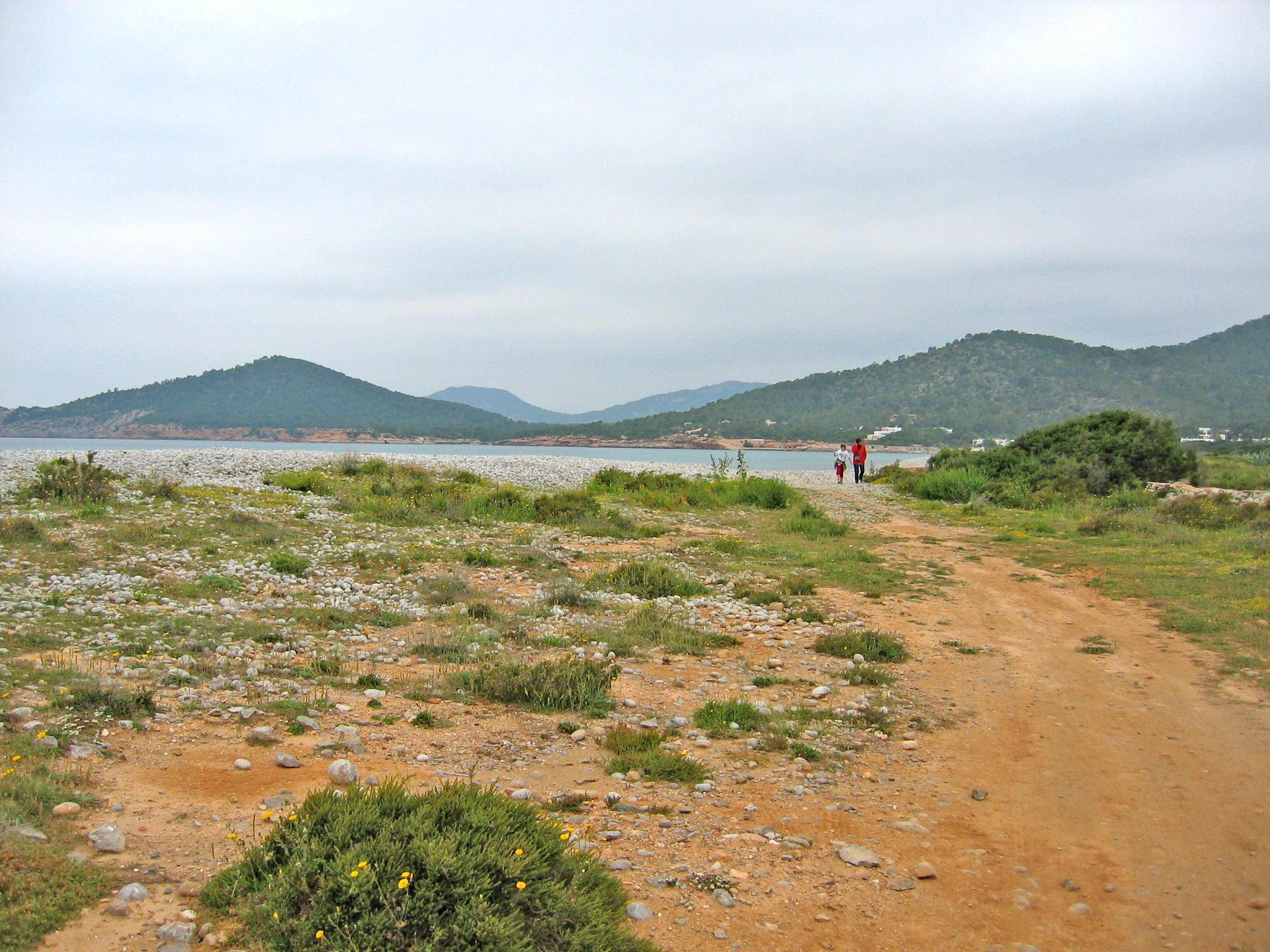 Playa Es Codolá