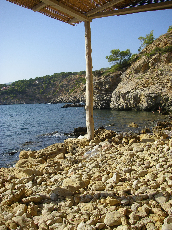 Foto playa Sa Caixota. PORROIG