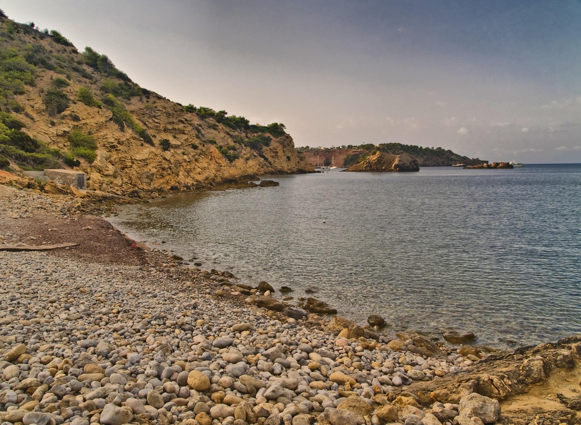 Foto playa Sa Caixota. Cala es Torrent