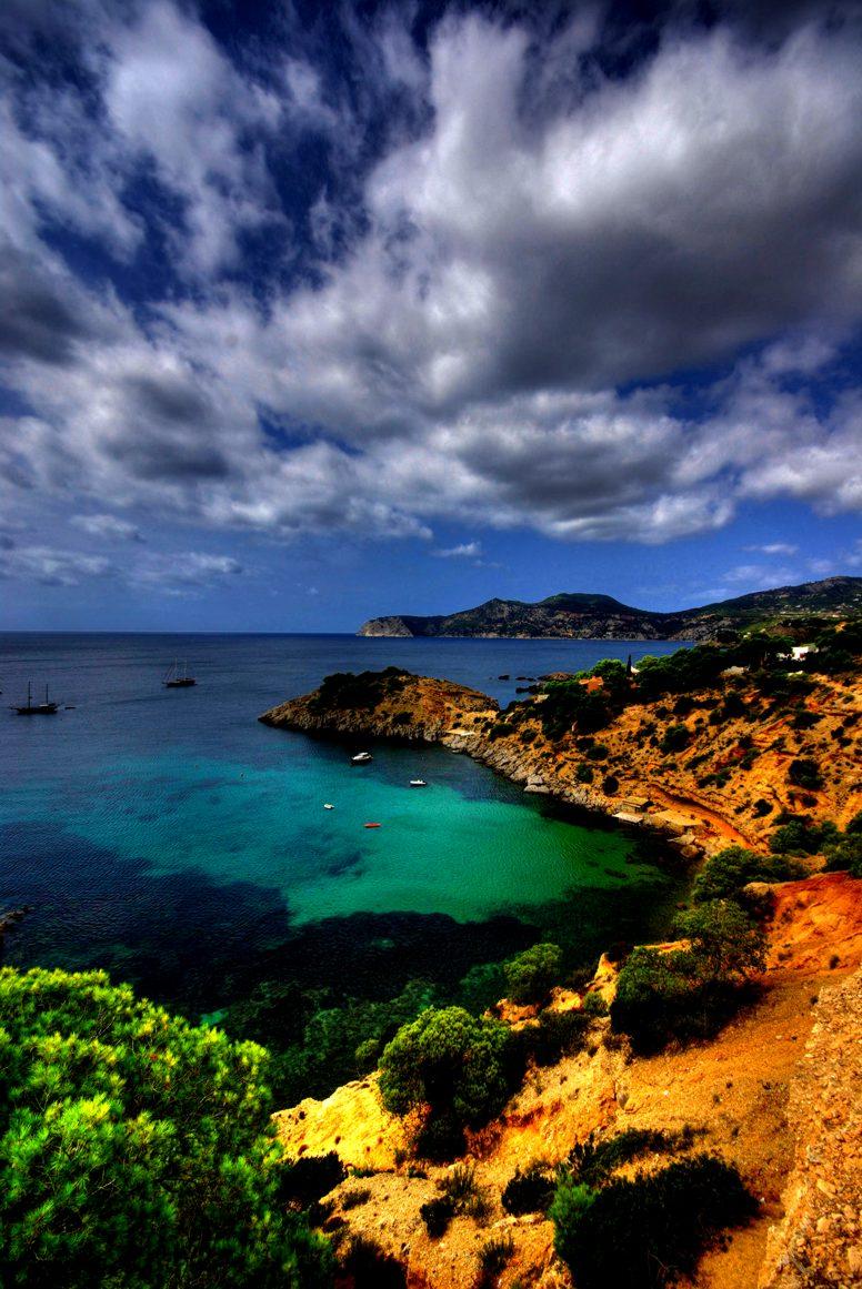 Foto playa Sa Caixota. Cala Porroig Eivissa  -- Buy a print in - http://cafate.blogspot.com/