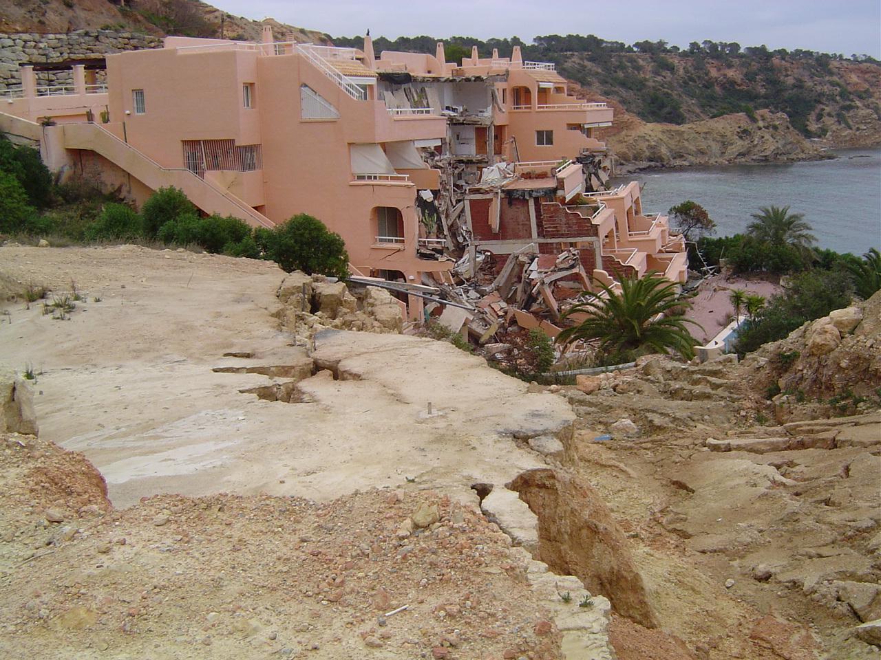 Foto playa Sa Caixota. Vista Alegre (ya no tanto)