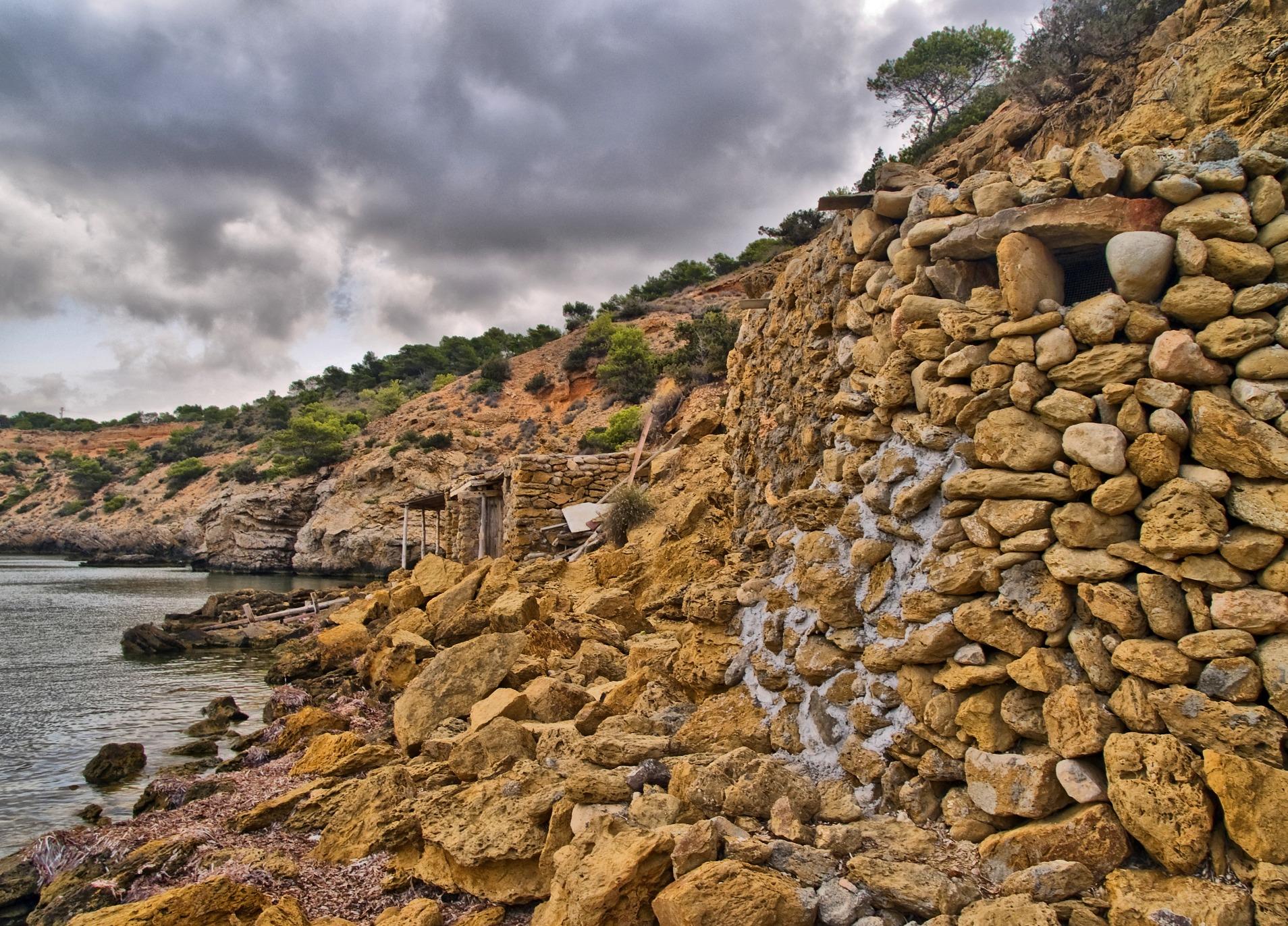 Foto playa Sa Caixota. Integració