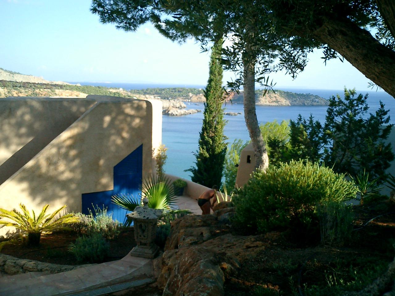 Foto playa Les Ovelles. Vista Alegre, IBIZA