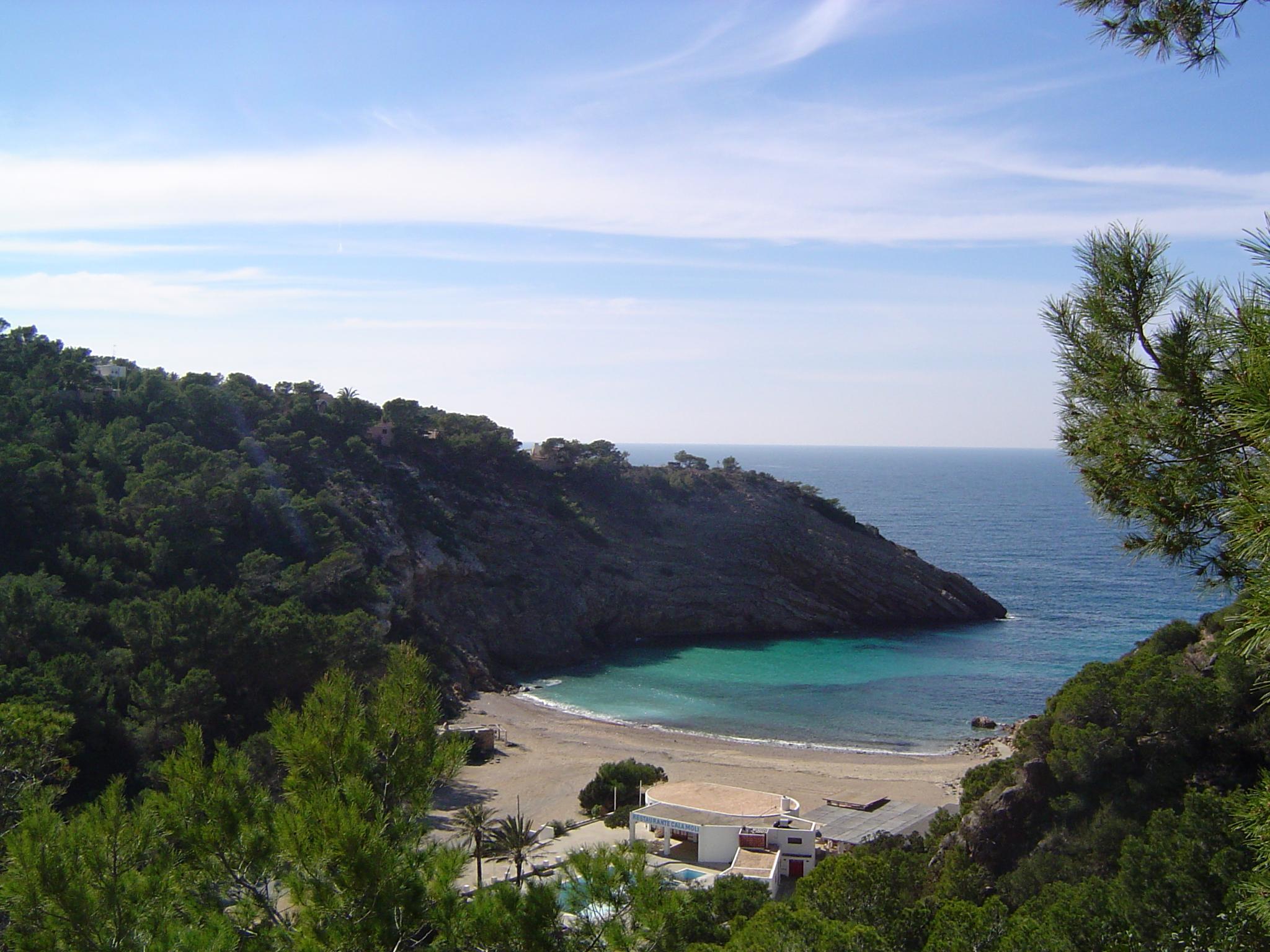 Playa Cala Molí