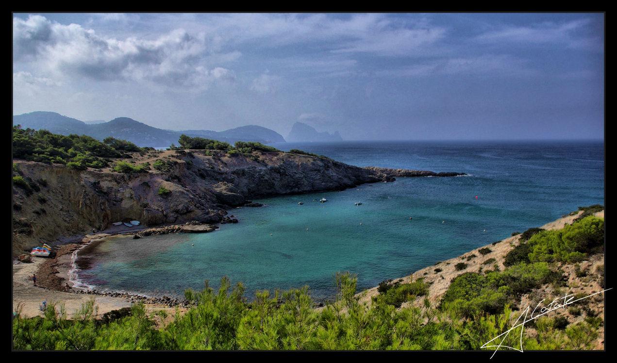 Foto playa Cala Corral. Eivissa - Buy a print in - http://cafate.blogspot.com/