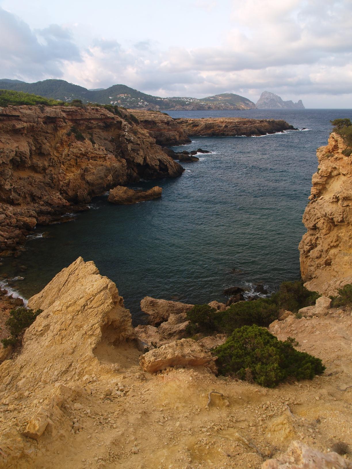 Foto playa Cala Corral. Cala Llentia