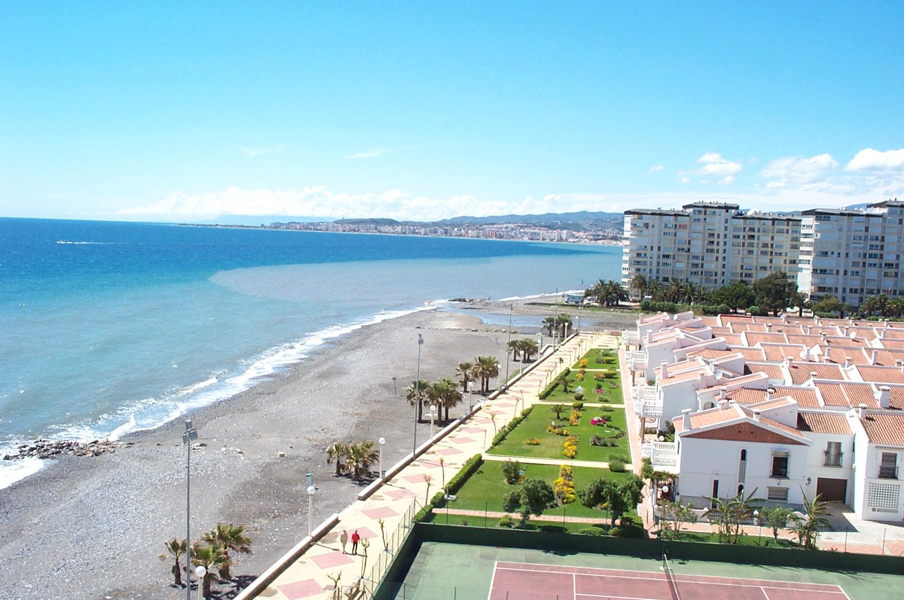 Foto playa Mezquitilla. Mezquitilla.