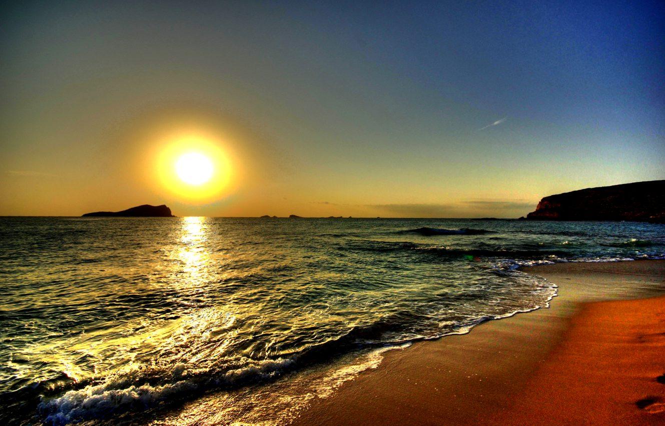 Playa Cala Conta / Platges de Comte