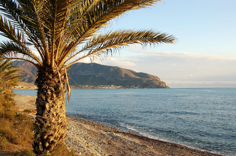Foto playa Pinet. La Azohía