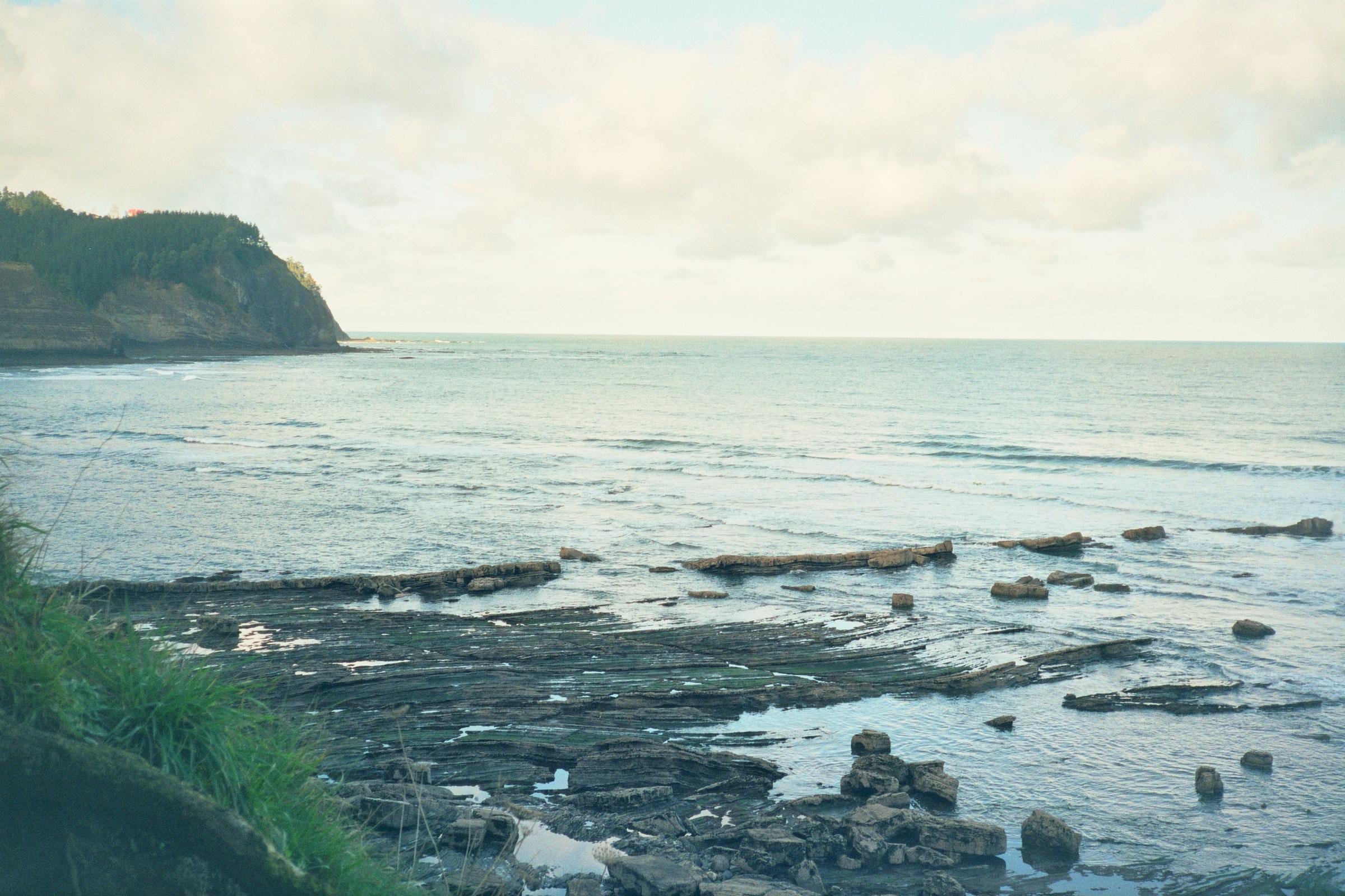 Foto playa Bedarona / Ogeia Bedarona. Vista de Ogeia. Ispaster