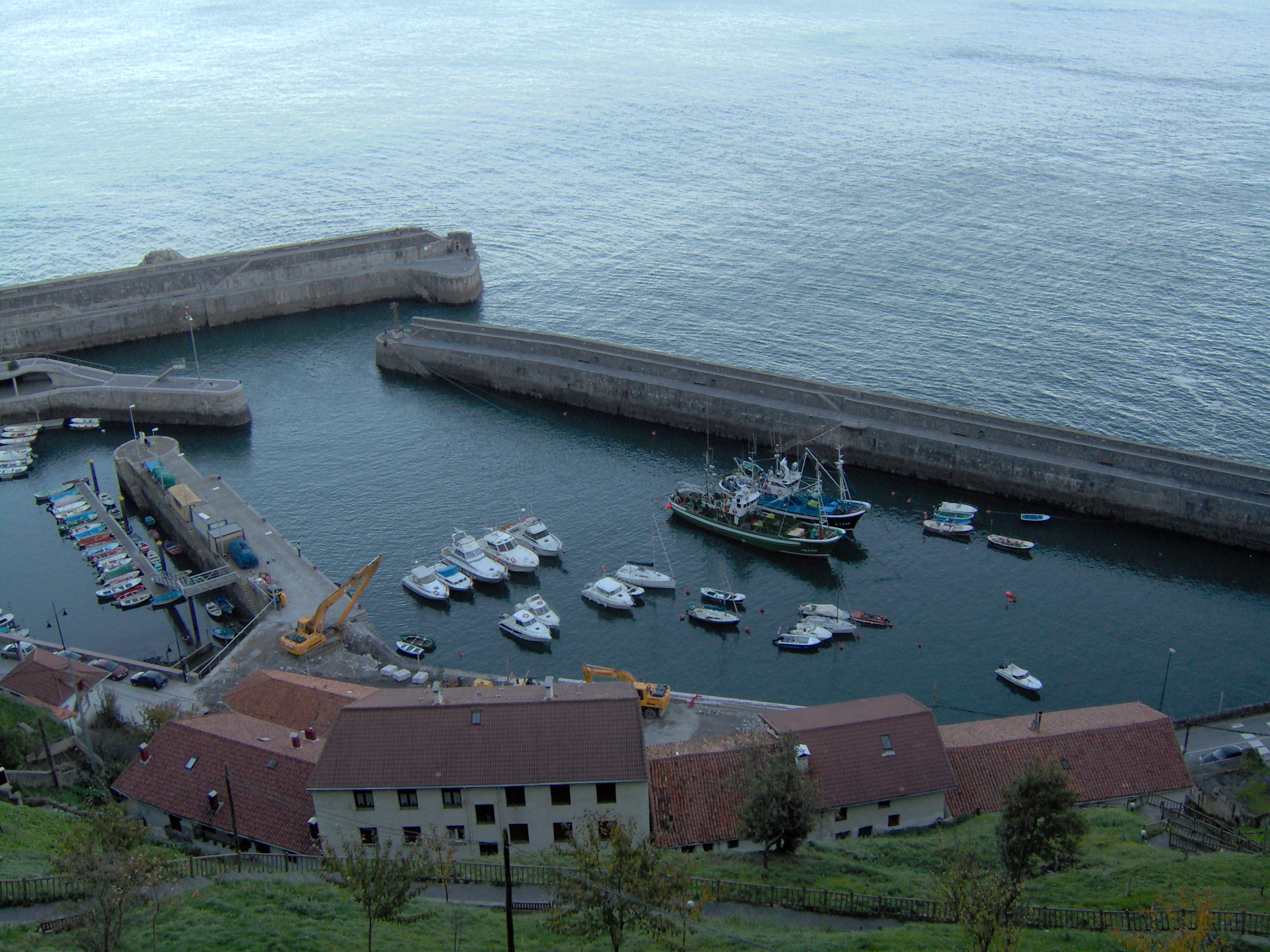 Foto playa Bedarona / Ogeia Bedarona. puerto de elantxobe