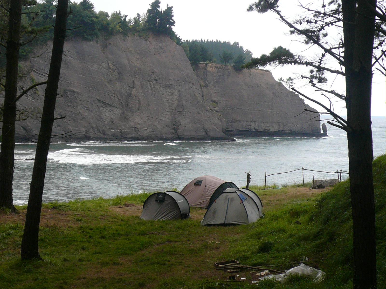 Foto playa Bedarona / Ogeia Bedarona. Ispaster, Euskal Herria.