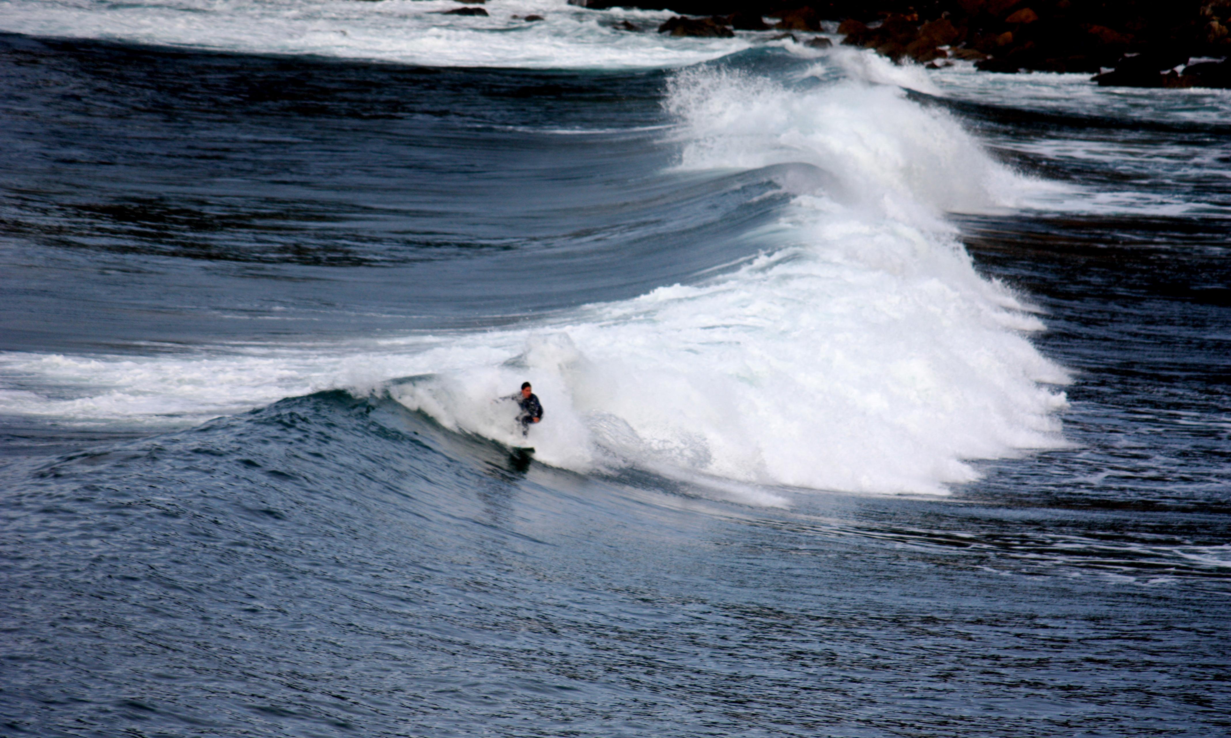 Foto playa Ogella / Ogeia / Ogeia Ispaster. surflaria ogeian