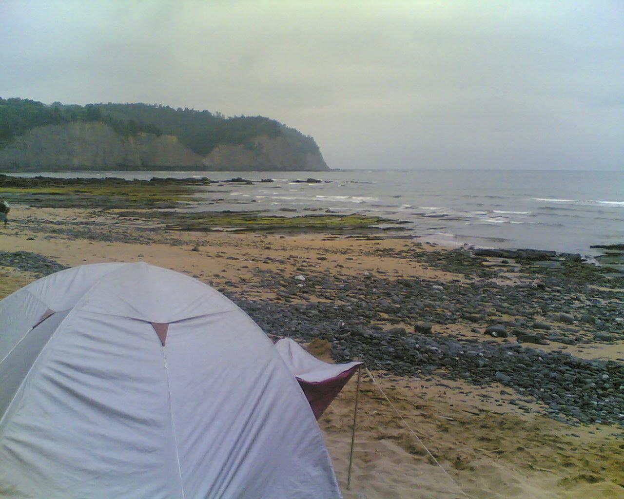 Foto playa Ogella / Ogeia / Ogeia Ispaster. Playa Ispaster 2