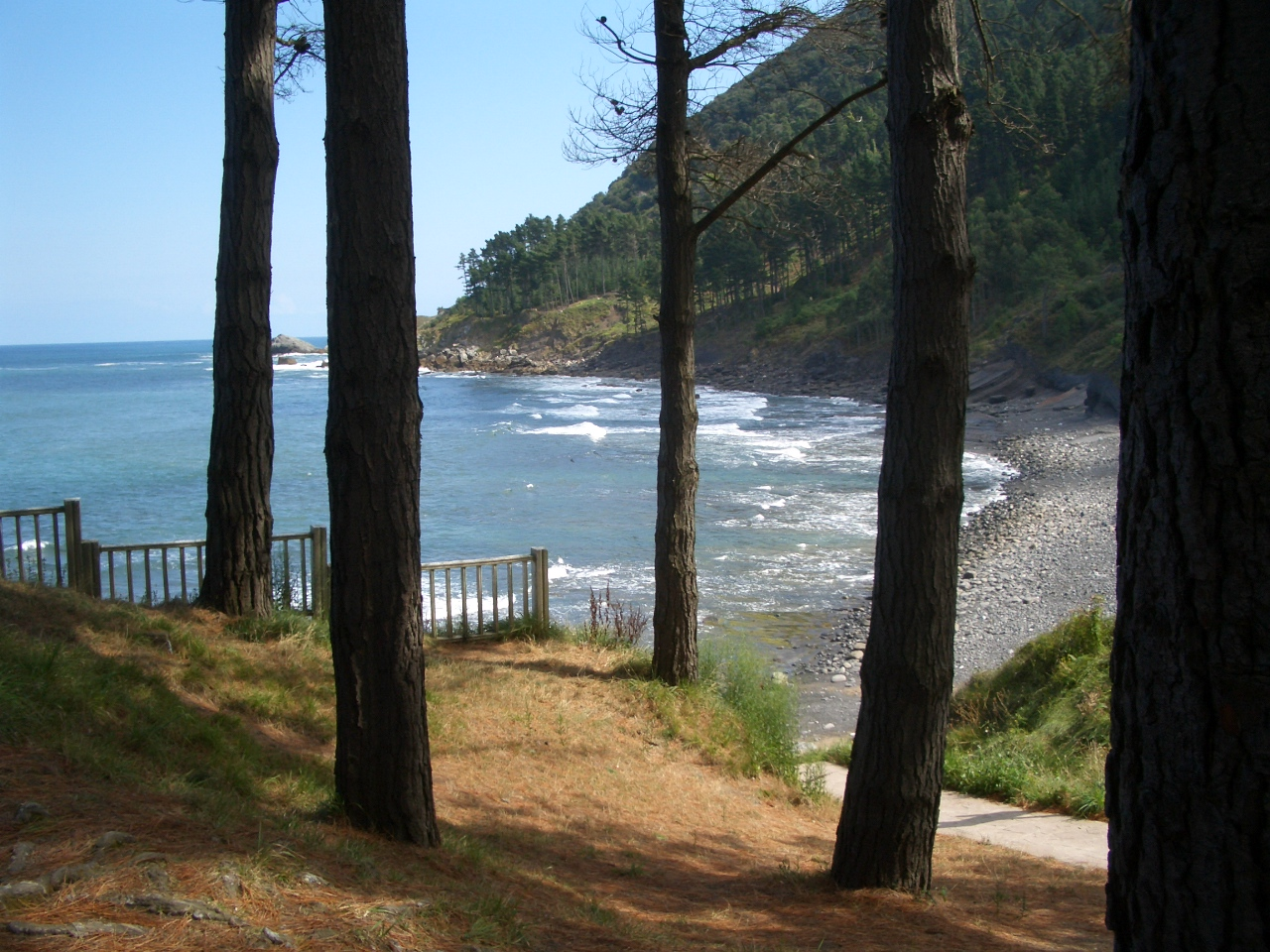 Foto playa Ogella / Ogeia / Ogeia Ispaster. playa de ogeia