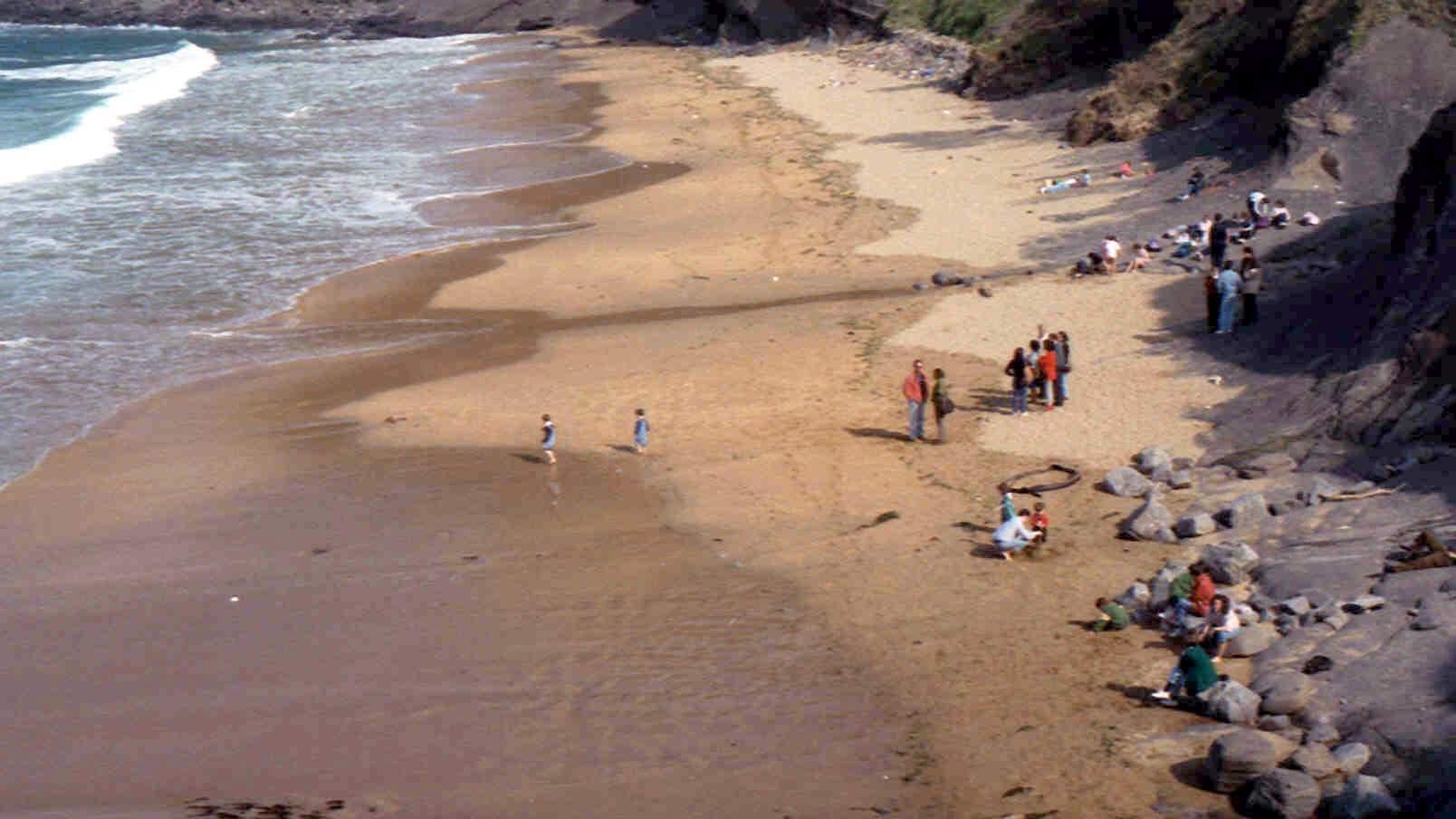Foto playa Ogella / Ogeia / Ogeia Ispaster. Akorda beach