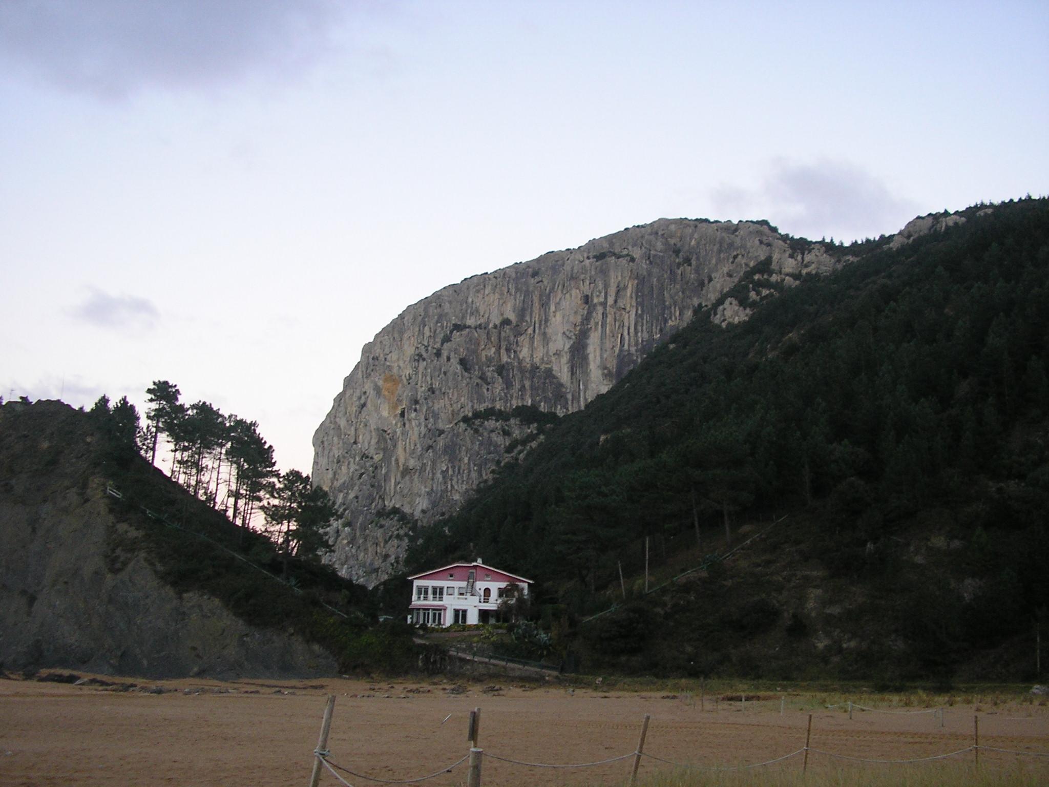Foto playa Laga. Ogoño Lagatik