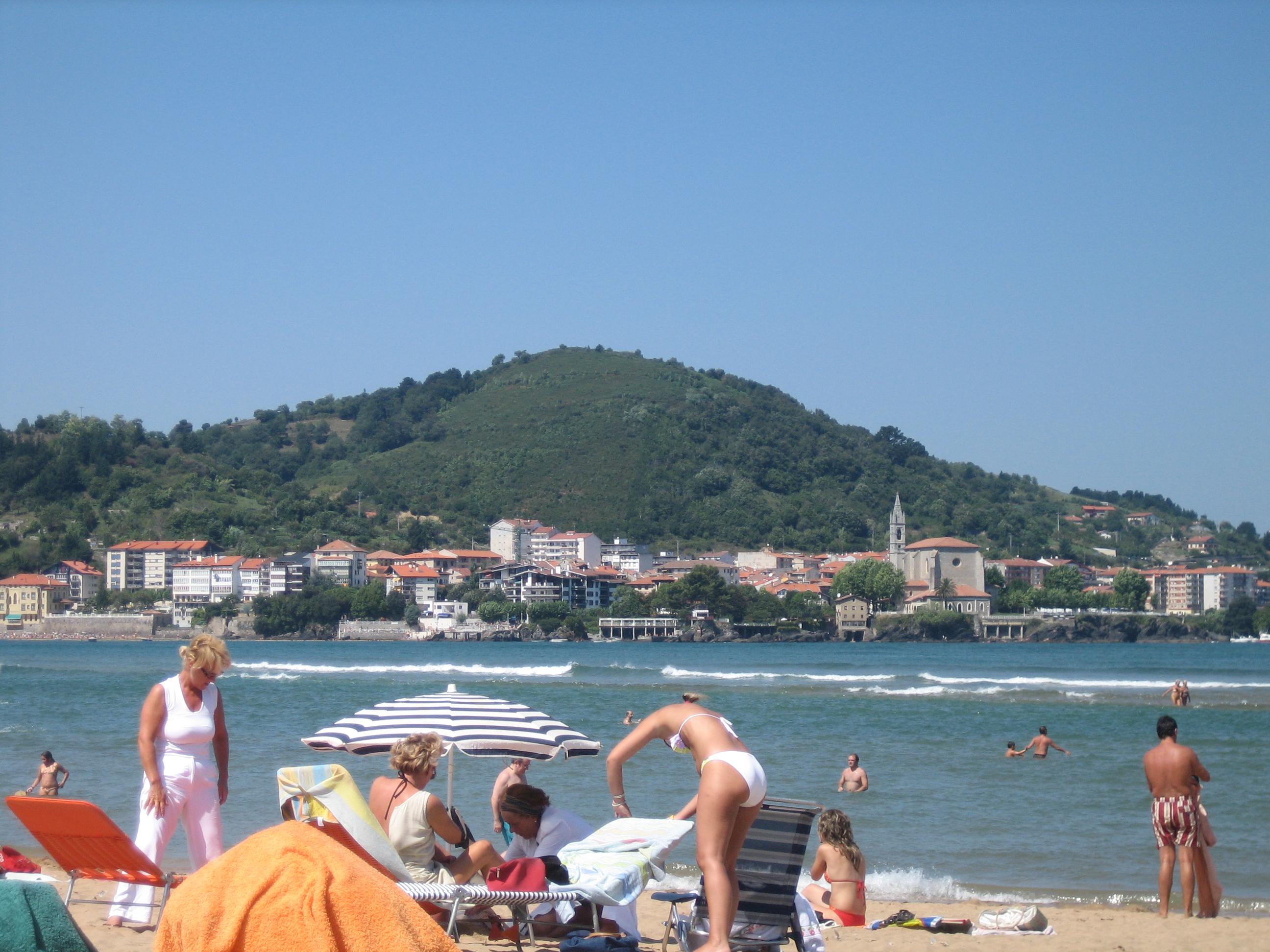 Foto playa Toña. laga josetxo19