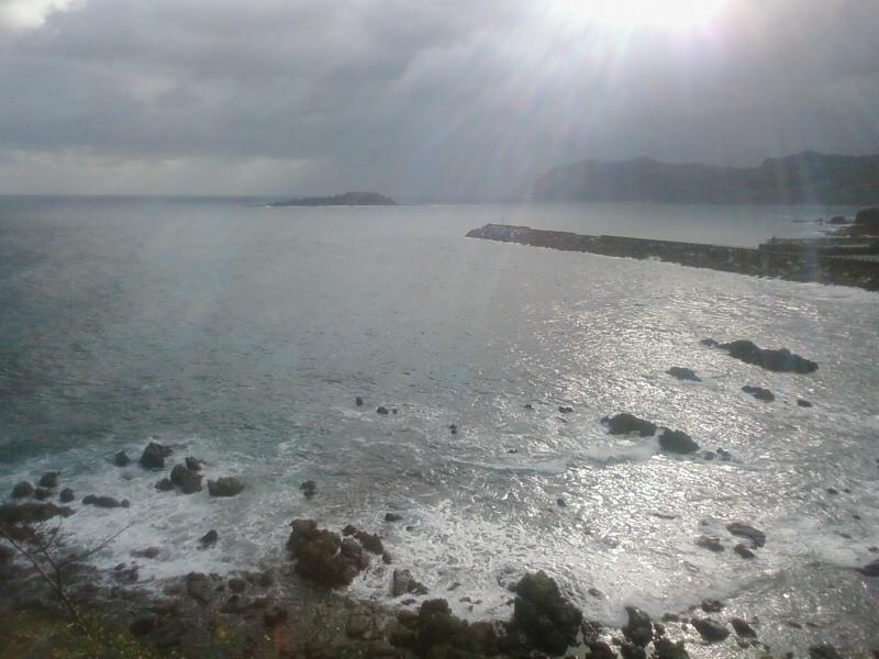 Foto playa Aritxatxu. Harribolas